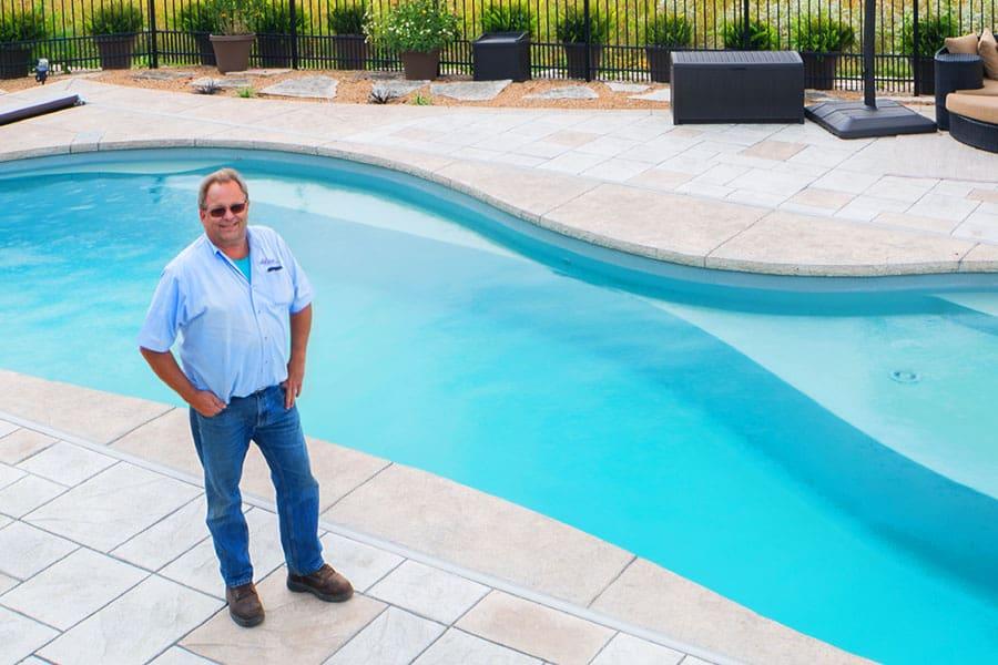 Owner - Brinkmann Pools